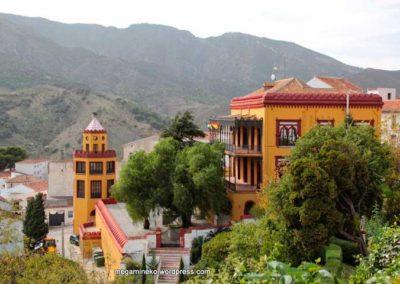 Ayto. y oficina de turismo de Carratraca