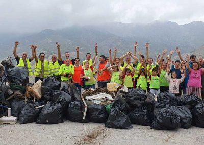 World Cleanup Day Carratraca 2019