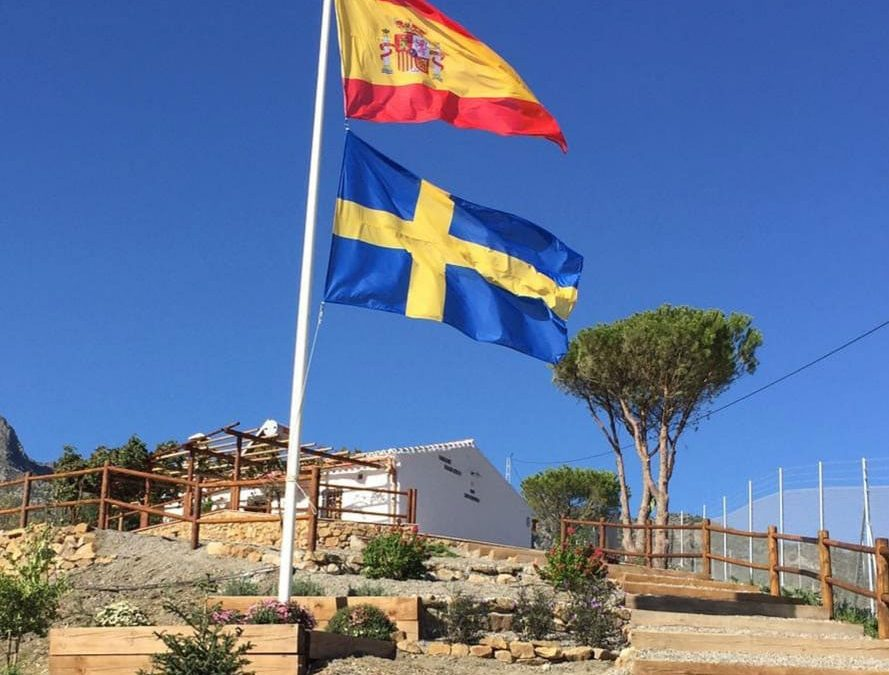 Finca Solmark, new member of the Spanish-Swedish Chamber of Commerce