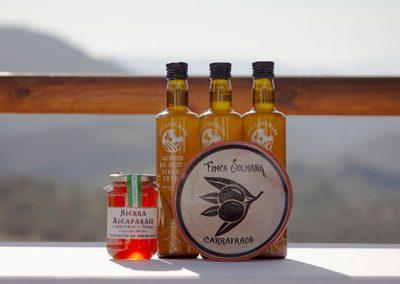 Aceite de Oliva, Miel y Cerámica