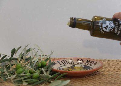 Aceite de Oliva Virgen Extra Finca Solmark