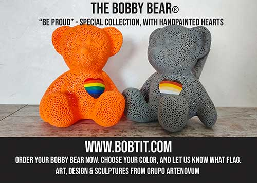 The Bobby Bear -