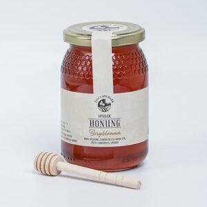 Honung Bergsblommor 500g - Finca Solmark