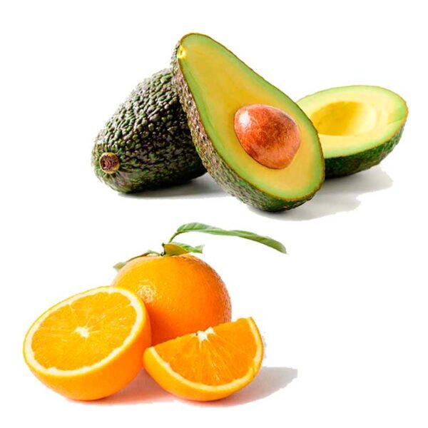 Ekologisk Avokado och Apelsin - Finca Solmark