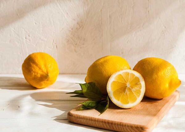 Ekologisk Citron Málaga - Finca Solmark