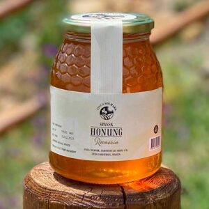 Honung Rosmarin 1Kg - Finca Solmark