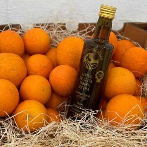 Paket Olivolja Selected och Apelsin - Finca Solmark