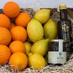 Paket Olivolja Selected - Apelsin - Citron - Honung - Finca Solmark