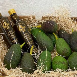 Olivolja Selected och Avocado - Finca Solmark
