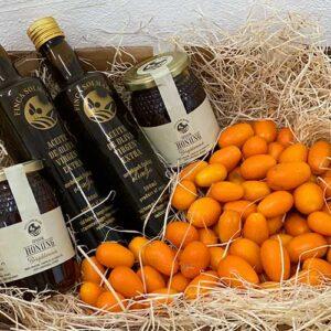Paket Olivolja Selected - Honung - Kumquat - Finca Solmark