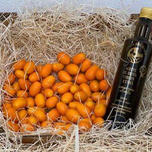 Paket Olivolja Selected och Kumquat - Finca Solmark